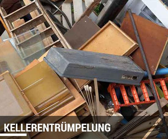 Kellerentrümpelung Wien